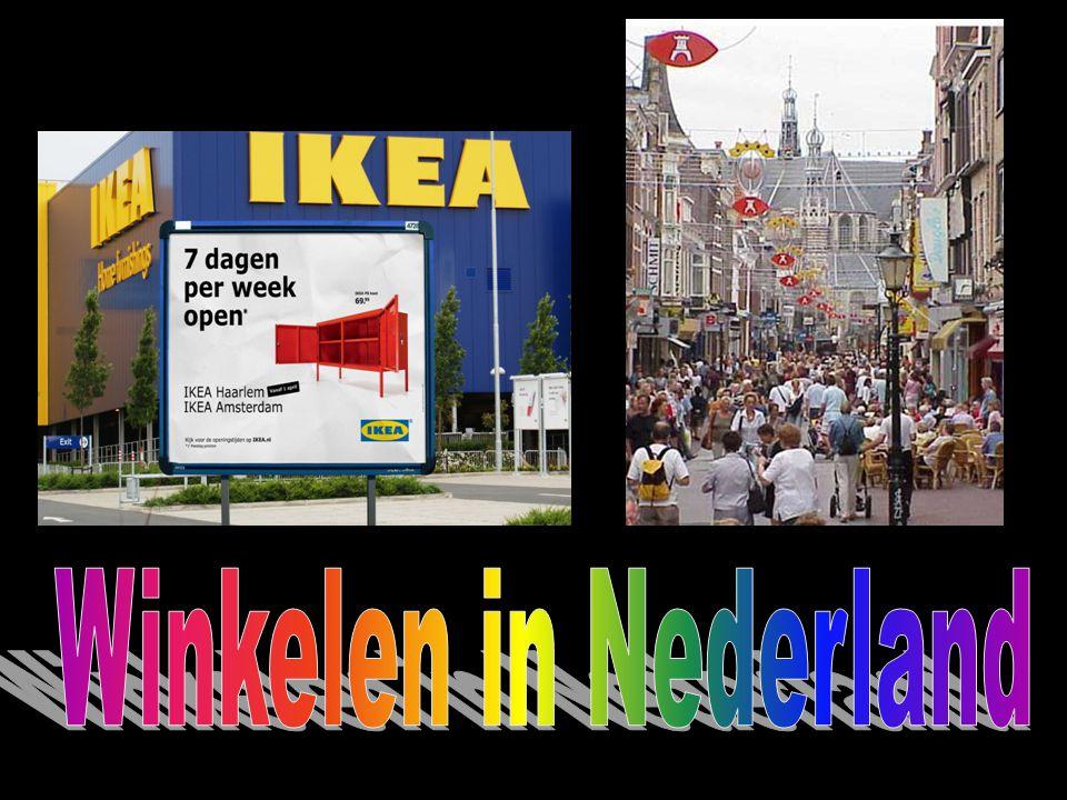 Winkelen in Nederland