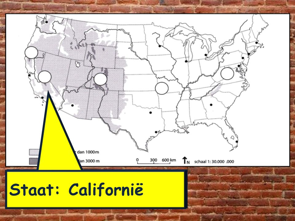 Staat: Californië