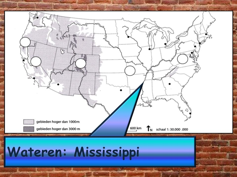 Wateren: Mississippi