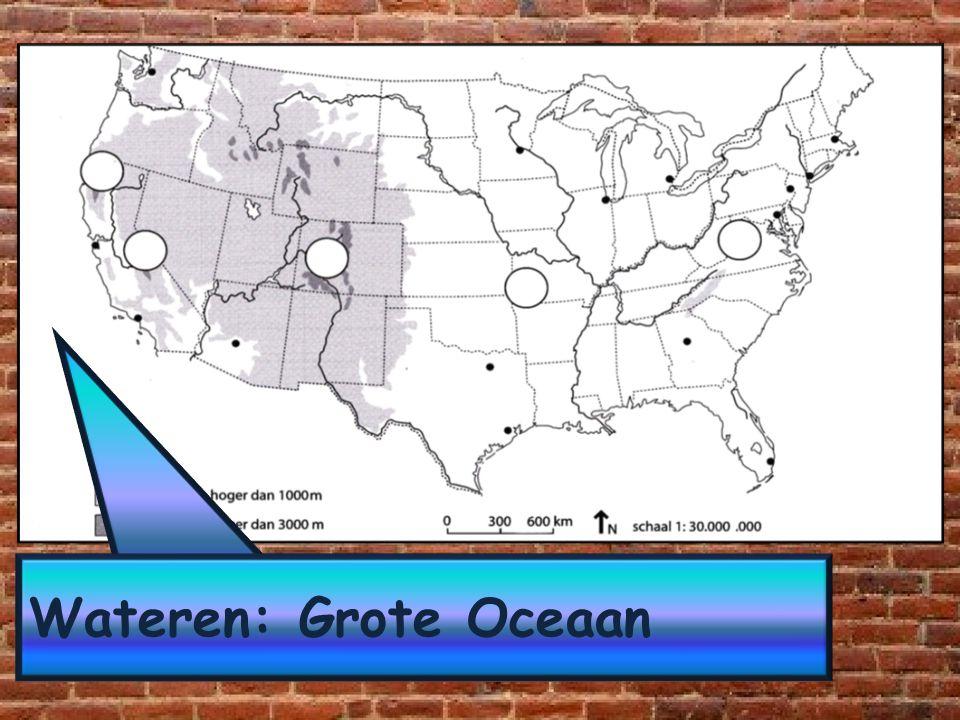 Wateren: Grote Oceaan