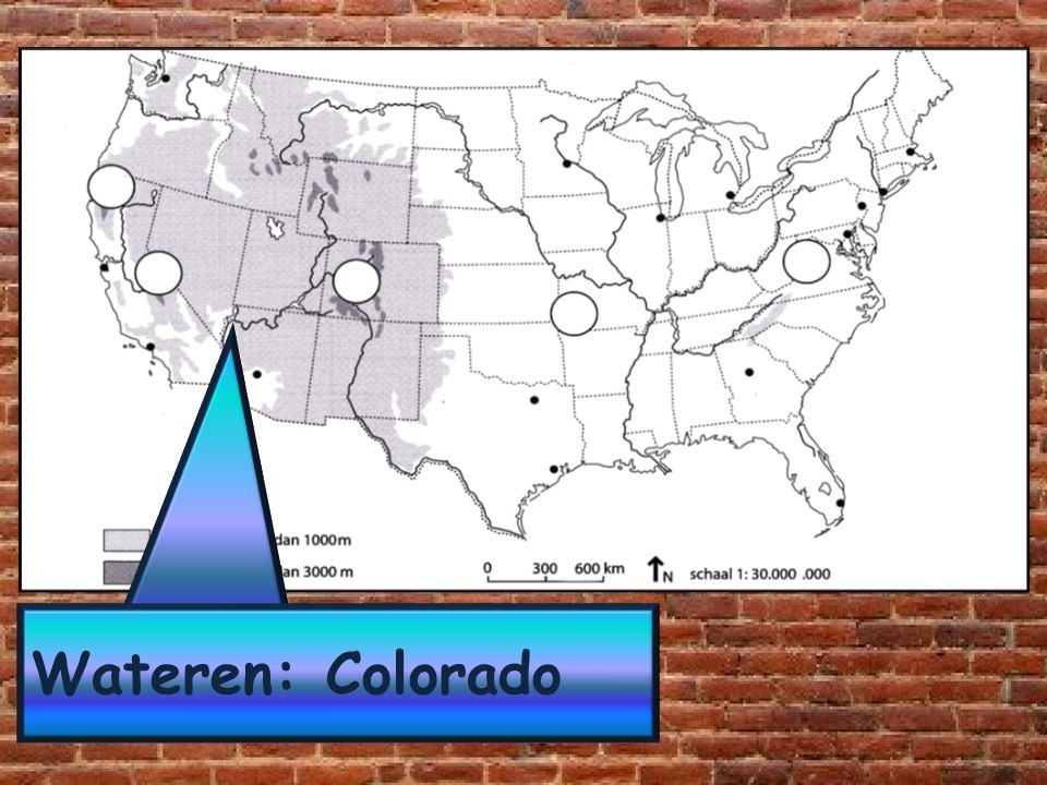 Wateren: Colorado