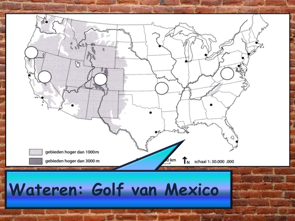 Wateren: Golf van Mexico