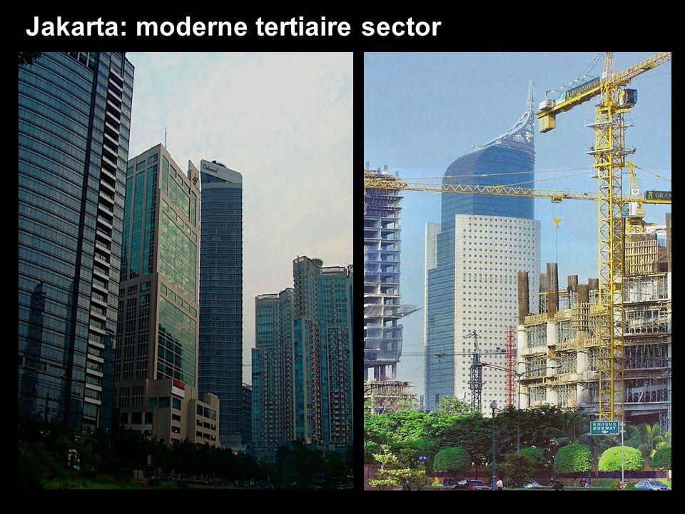 Jakarta: moderne tertiaire sector