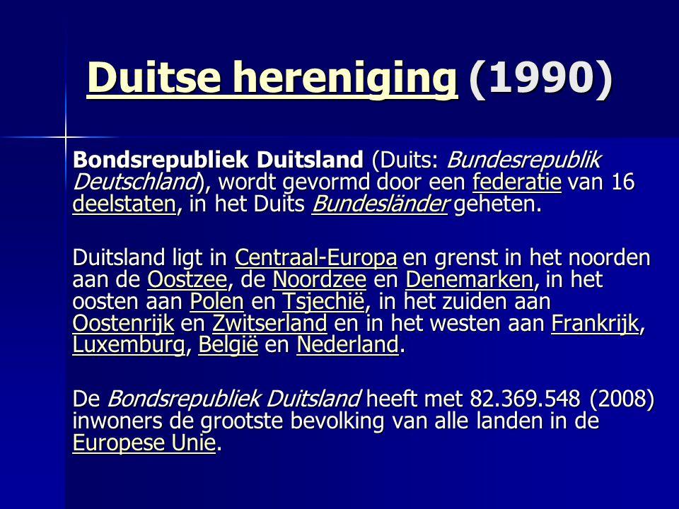Duitse hereniging (1990)
