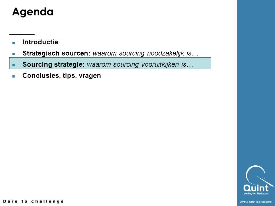 Agenda Author: 5-4-2017. Introductie. Strategisch sourcen: waarom sourcing noodzakelijk is… Sourcing strategie: waarom sourcing vooruitkijken is…