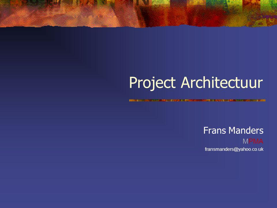 Frans Manders MPMA fransmanders@yahoo.co.uk