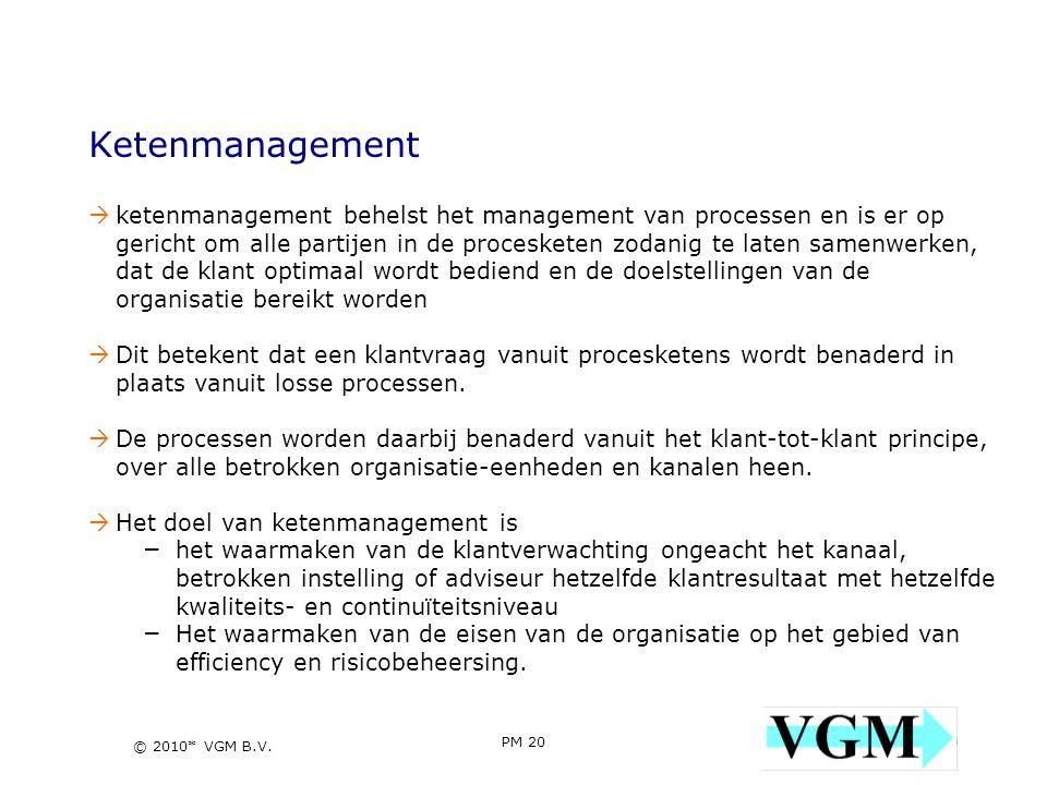 Ketenmanagement