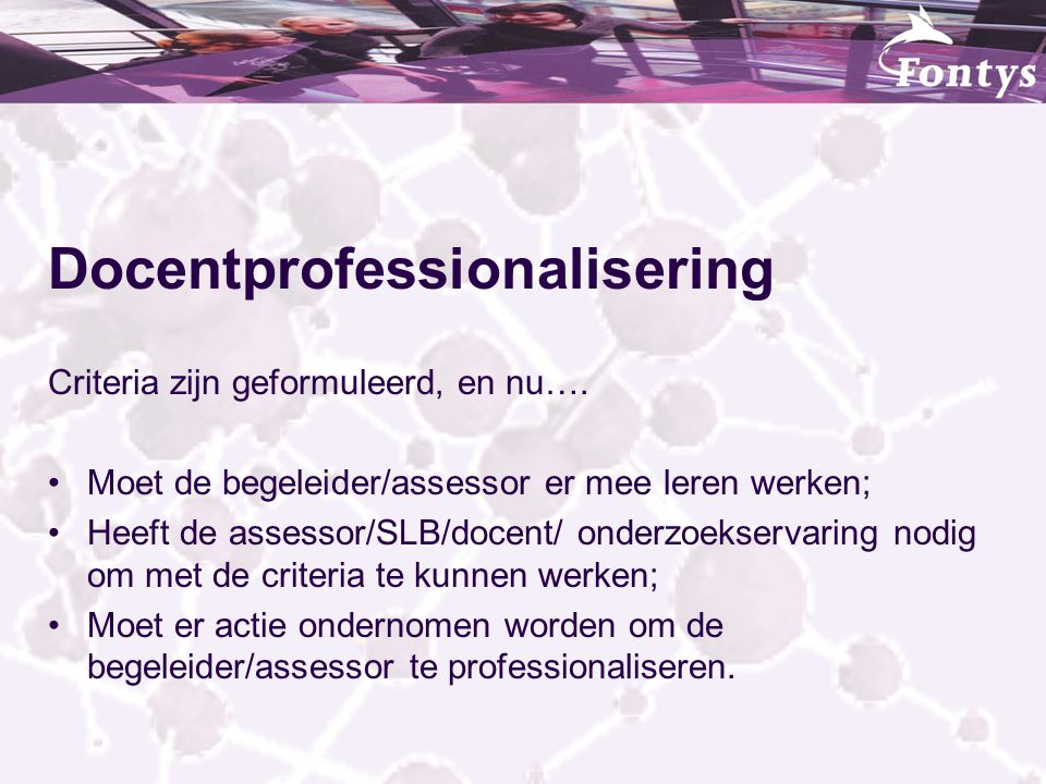 Docentprofessionalisering
