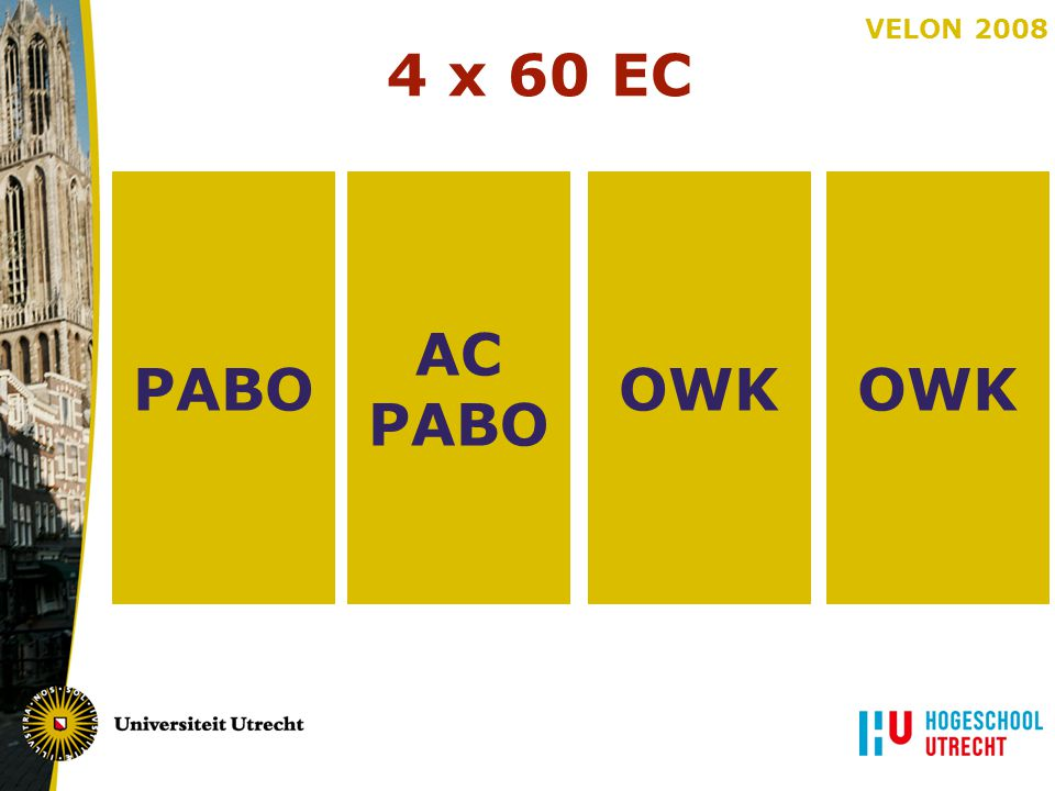 4 x 60 EC PABO AC PABO OWK OWK
