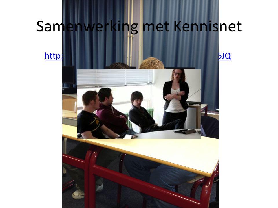Samenwerking met Kennisnet
