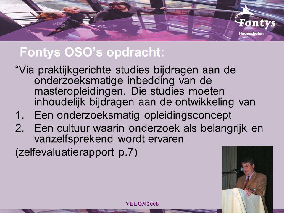 Fontys OSO's opdracht: