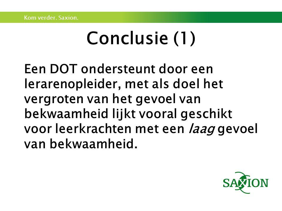 Conclusie (1)