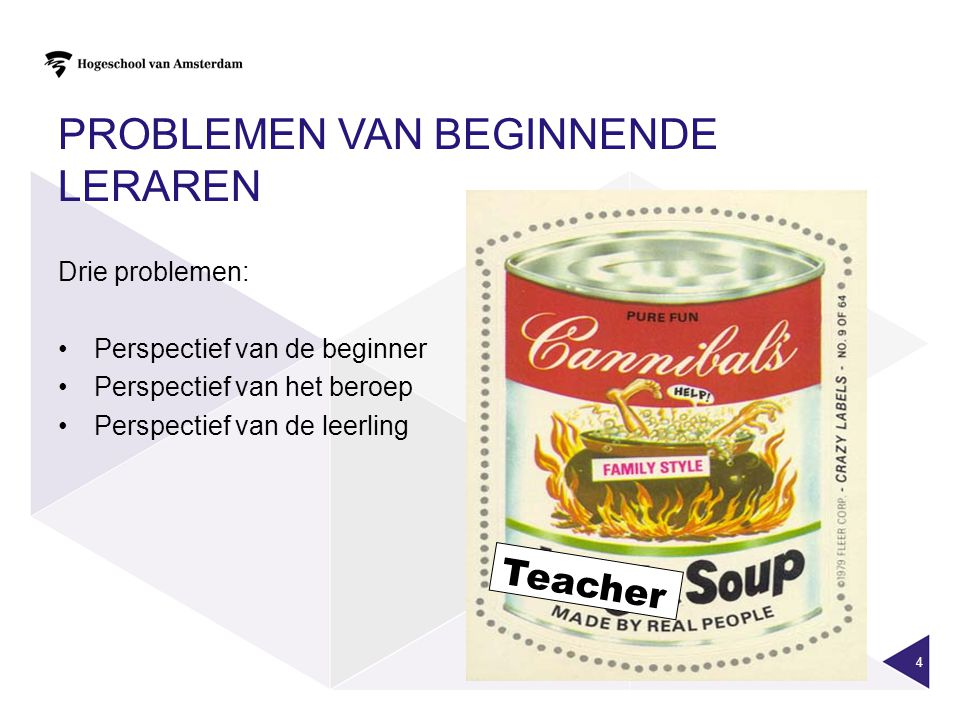 Problemen van beginnende leraren