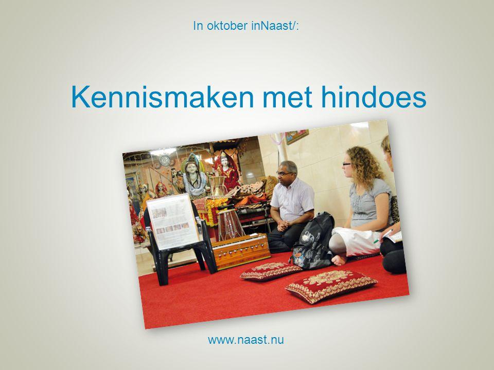 Kennismaken met hindoes