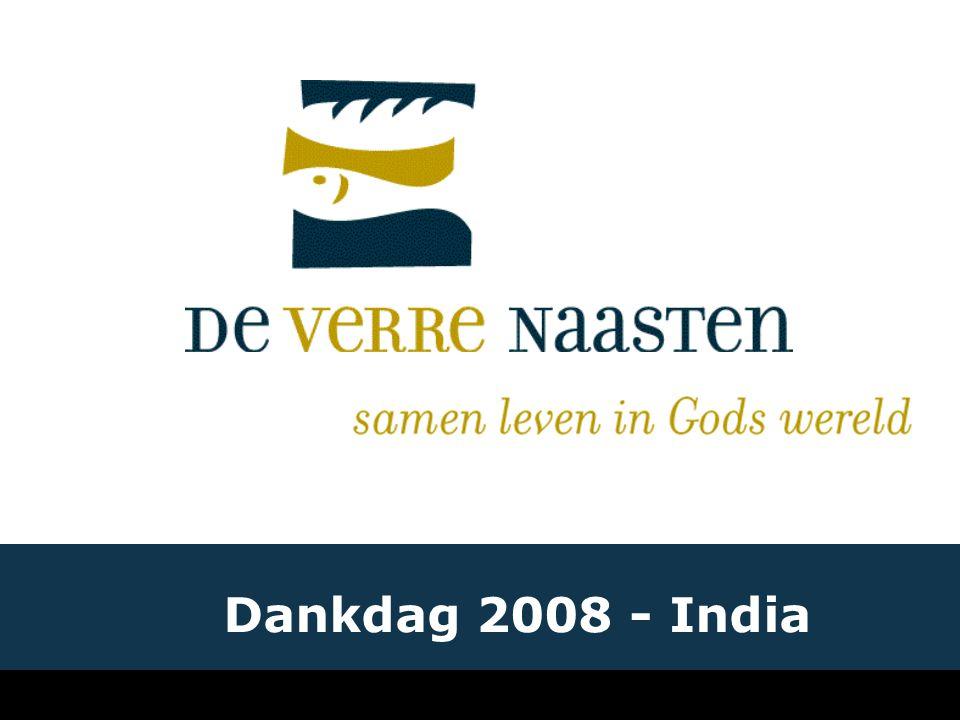 Dankdag 2008 - India