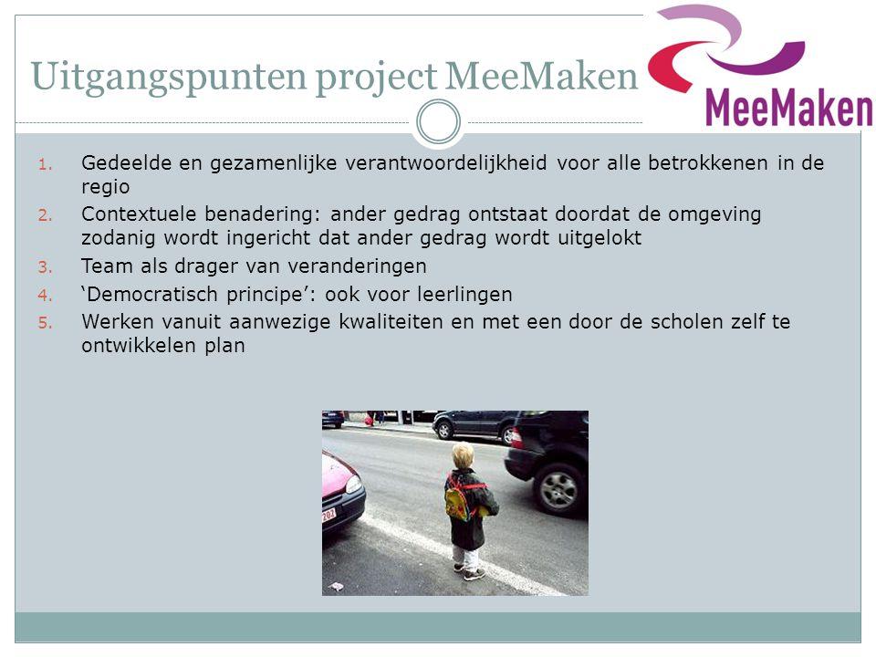Uitgangspunten project MeeMaken