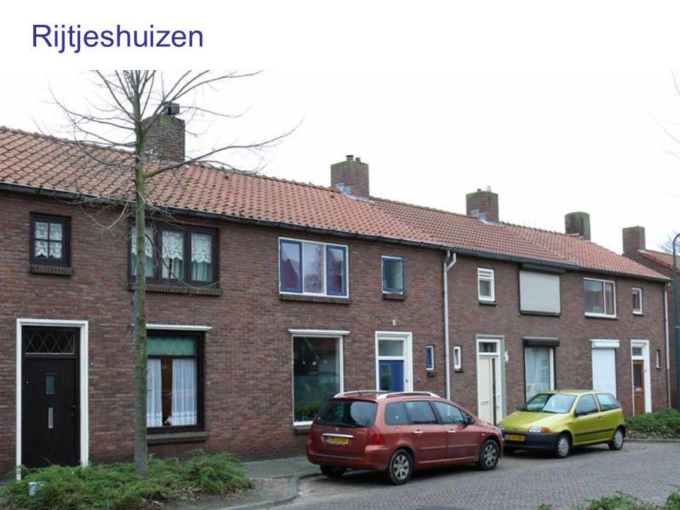 Rijtjeshuizen