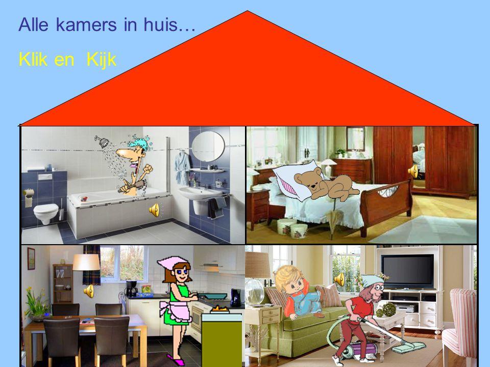 Alle kamers in huis… Klik en Kijk