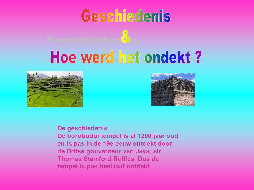 Geschiedenis & Hoe werd het ondekt De geschiedenis.