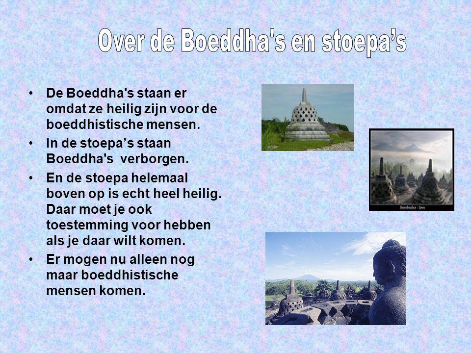 Over de Boeddha s en stoepa's