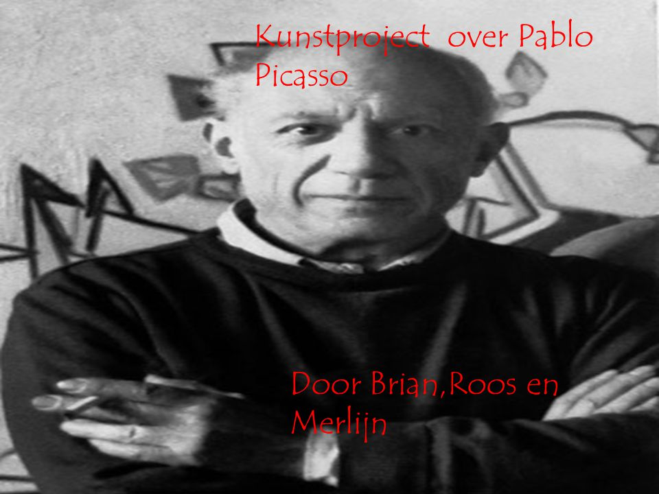 Kunstproject over Pablo Picasso