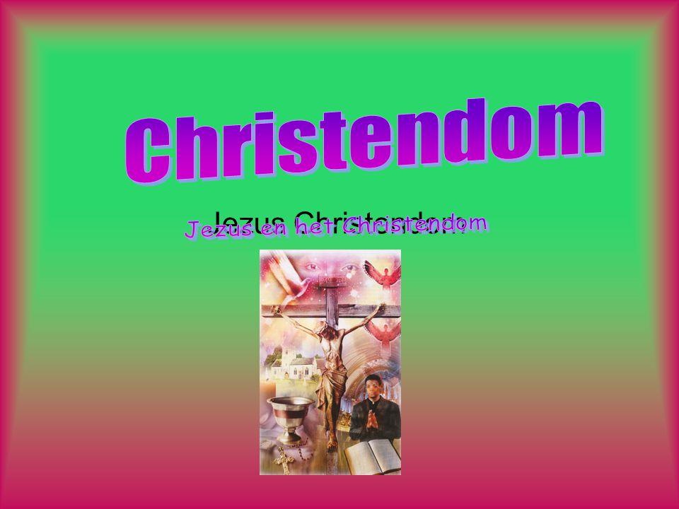Jezus en het Christendom