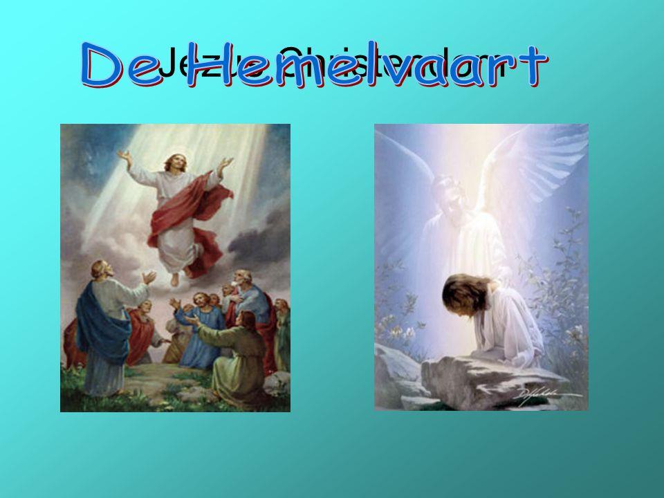 Jezus Christendom De Hemelvaart
