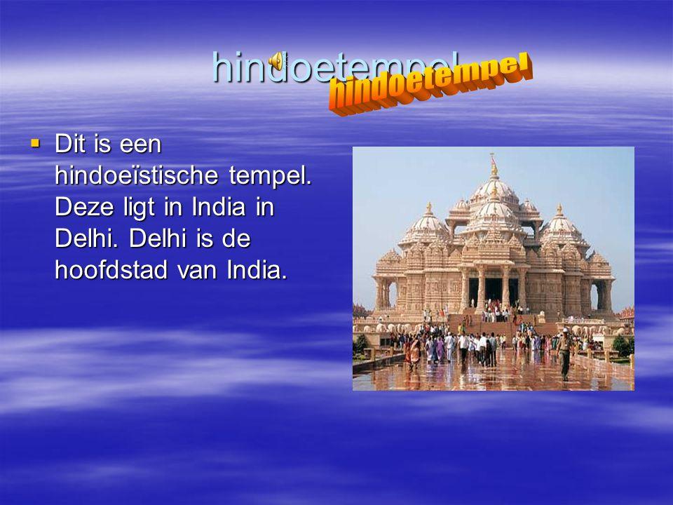 hindoetempel hindoetempel