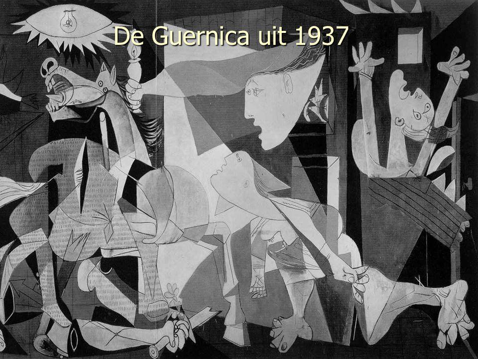 Guernica uit het jaar 1937 De Guernica uit 1937