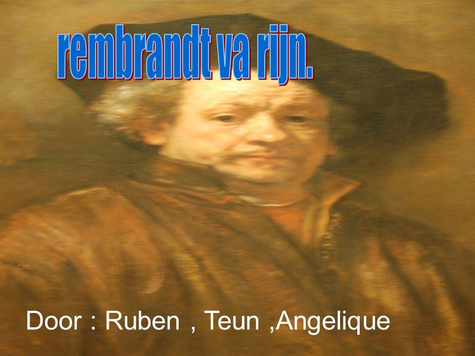 Door : Ruben , Teun ,Angelique
