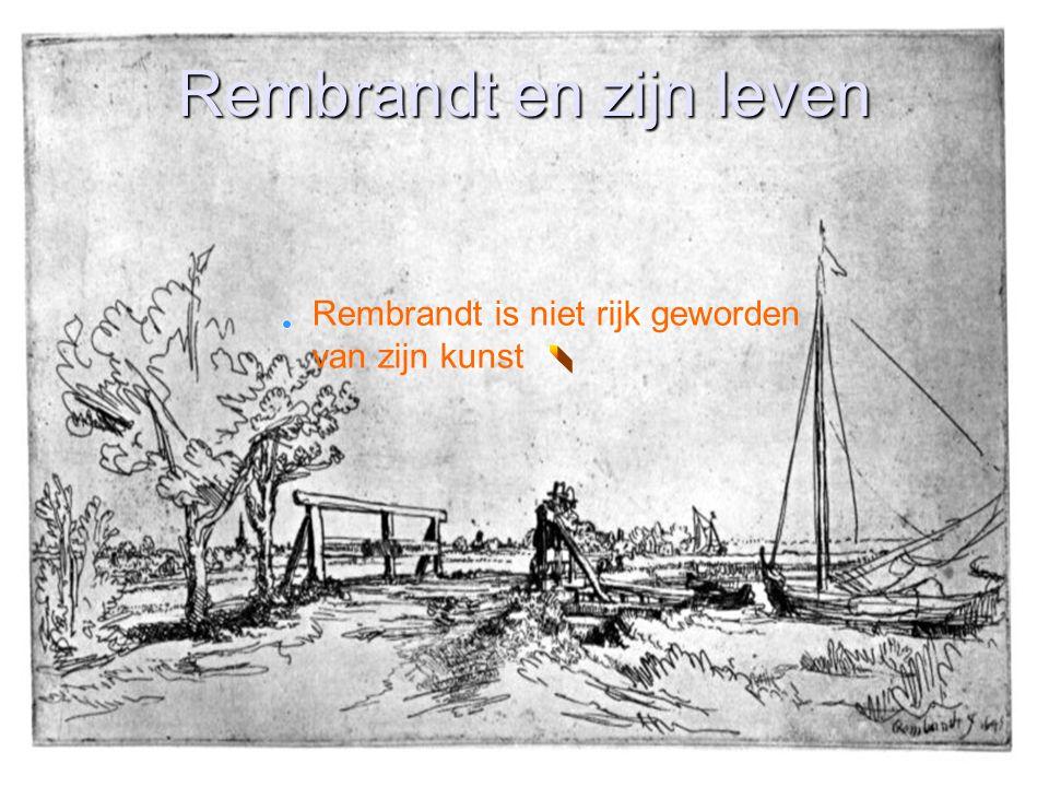 Rembrandt en zijn leven