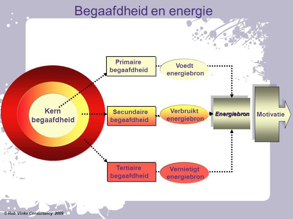 Begaafdheid en energie
