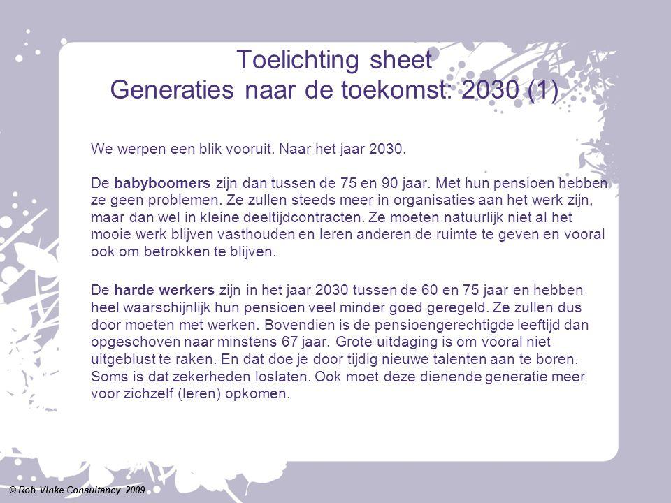 Toelichting sheet Generaties naar de toekomst: 2030 (1)