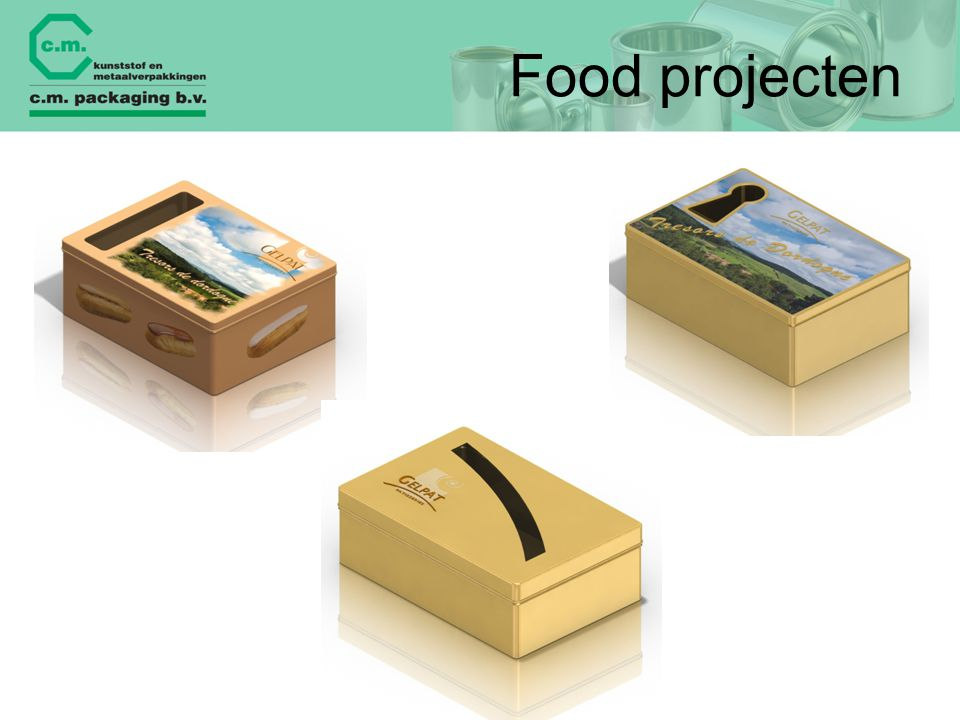 Food projecten