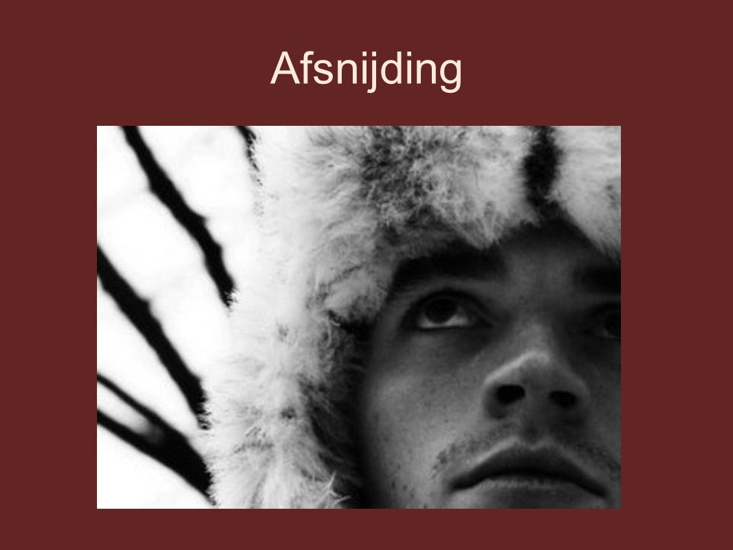 Afsnijding
