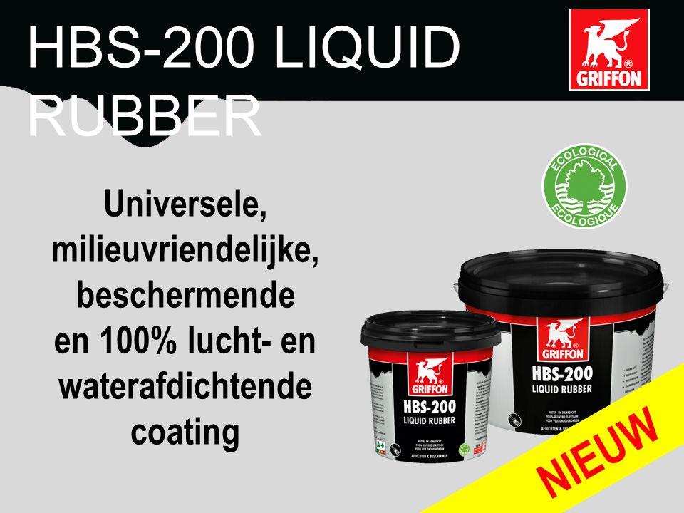 HBS-200 LIQUID RUBBER NIEUW