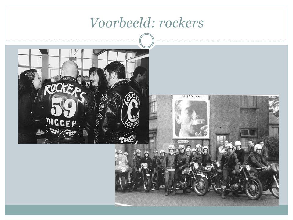 Voorbeeld: rockers