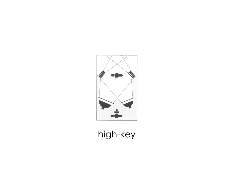 high-key
