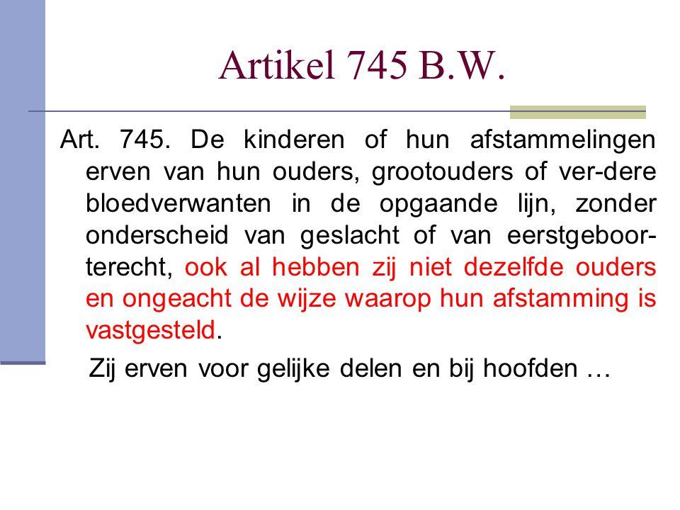 Artikel 745 B.W.