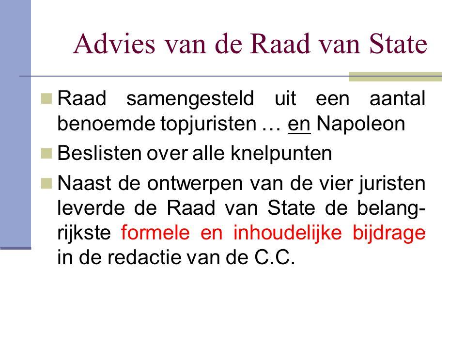 Advies van de Raad van State