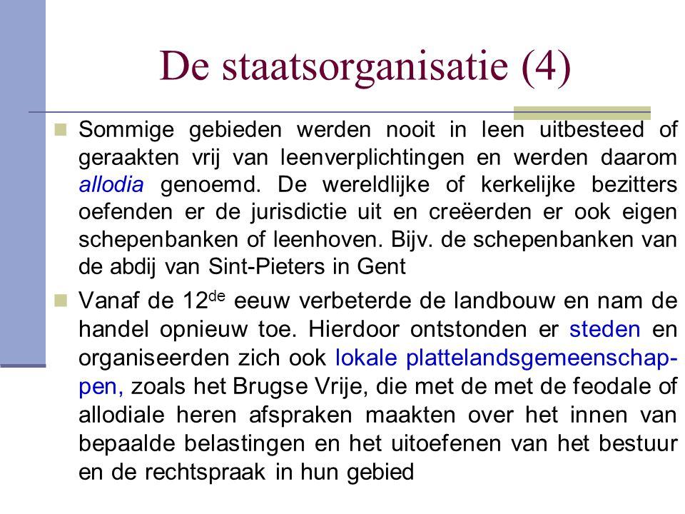 De staatsorganisatie (4)