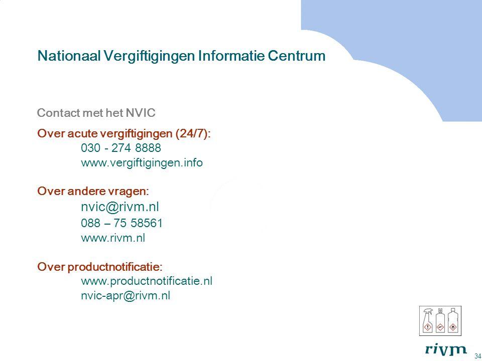 Nationaal Vergiftigingen Informatie Centrum