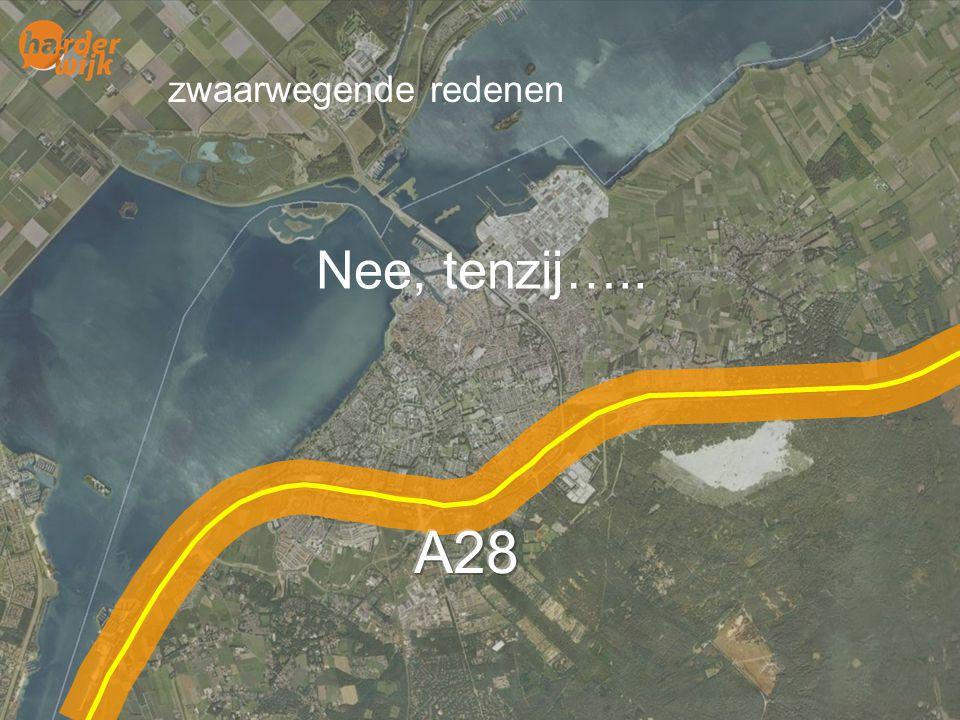 A28 Nee, tenzij….. Lucht zwaarwegende redenen A28
