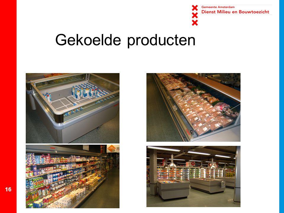 Gekoelde producten