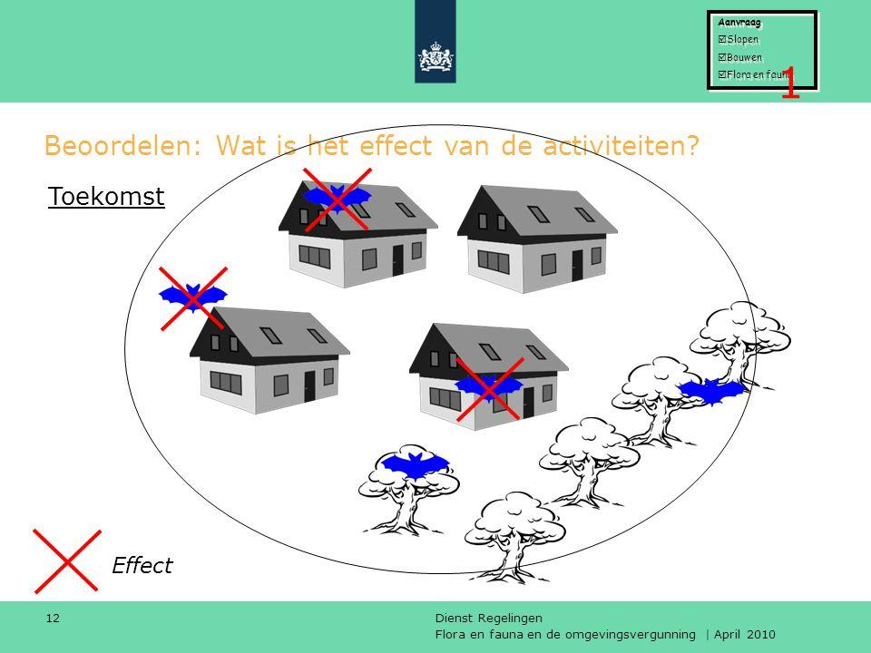 Beoordelen: Wat is het effect van de activiteiten