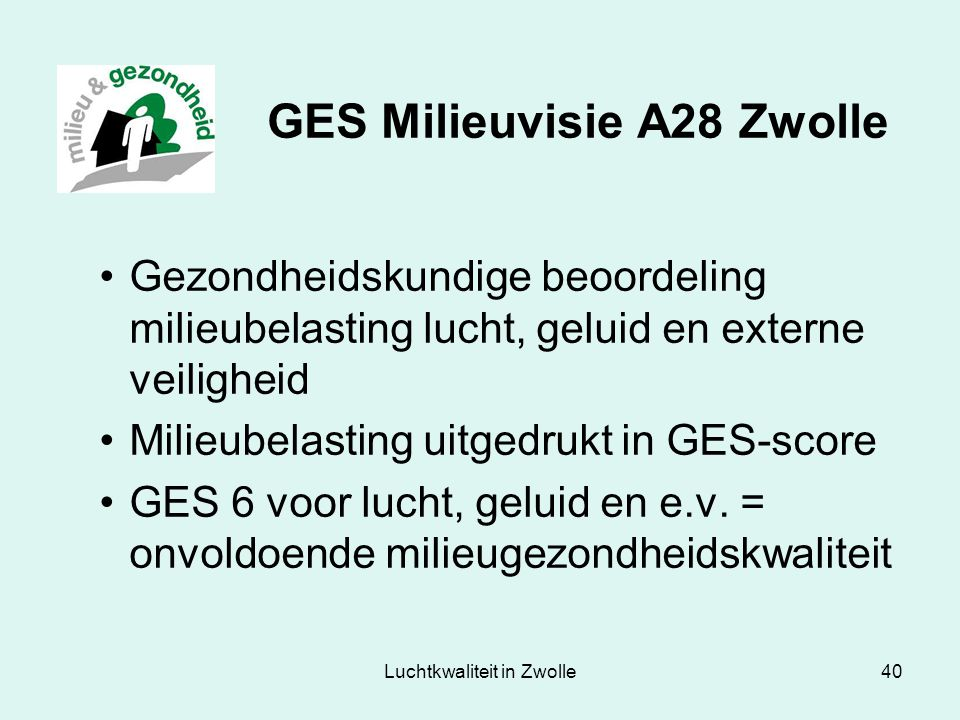 GES Milieuvisie A28 Zwolle