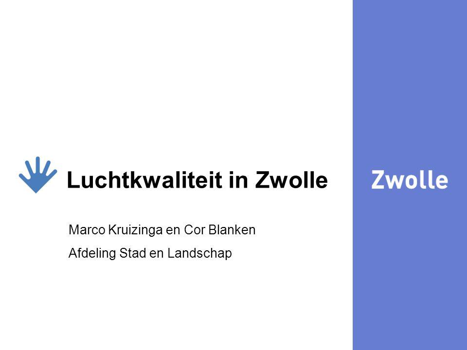 Gemeente Zwolle PowerPoint template, een korte introductie