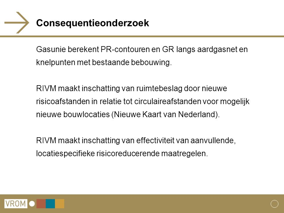 Consequentieonderzoek