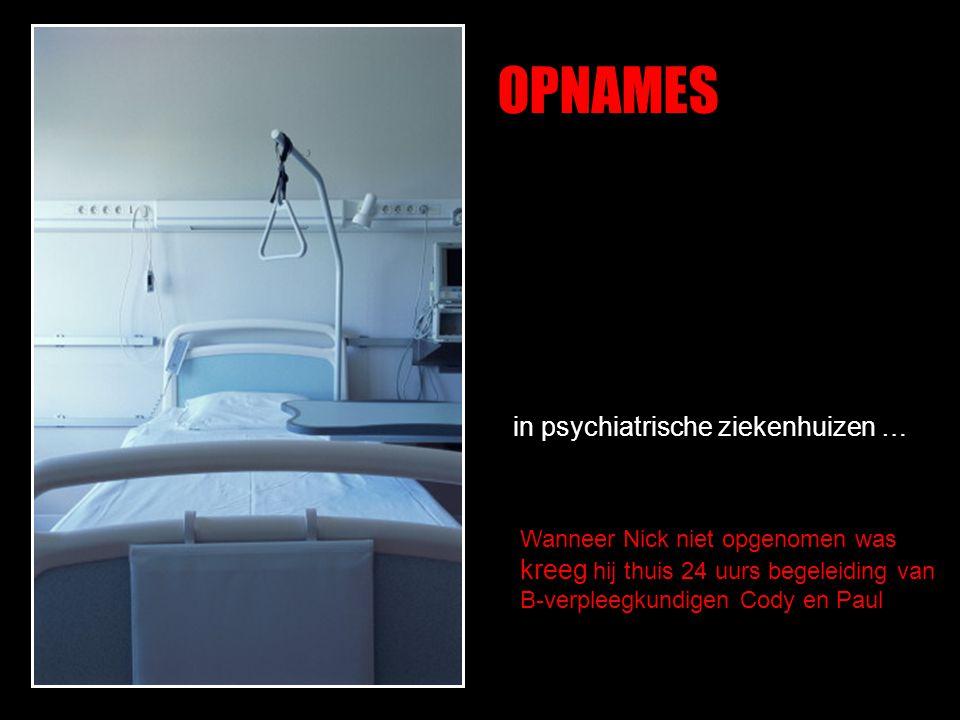 in psychiatrische ziekenhuizen …