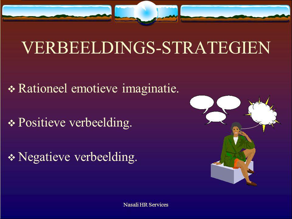 VERBEELDINGS-STRATEGIEN